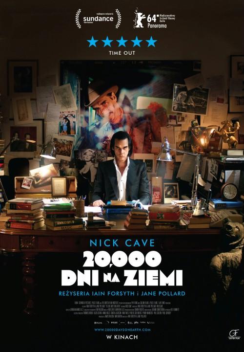 Plakat: 20 000 dni na ziemi