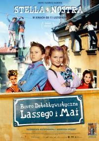 Plakat: Biuro detektywistyczne Lassego i Mai. Stella Nostra