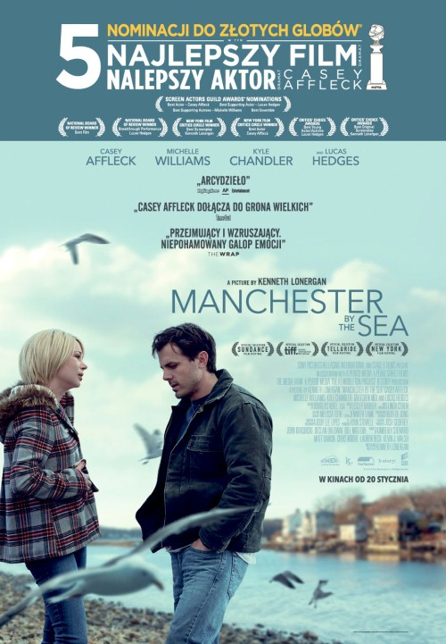 Plakat: Manchester by the Sea
