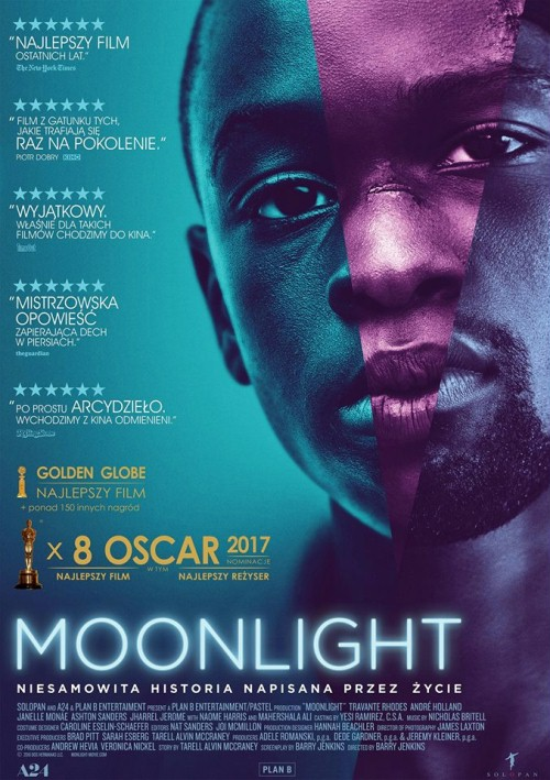 Plakat: Moonlight