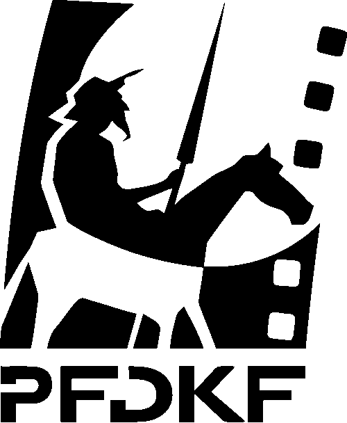 Logo: Polska Federacja Dyskusyjnych Klubów Filmowych
