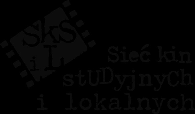 Logo: Sieć Kin Studyjnych i Lokalnych