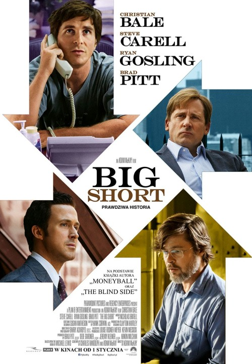 Plakat: Big Short