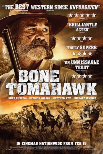 Plakat: Bone Tomahawk