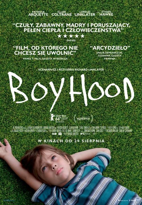 Plakat: Boyhood