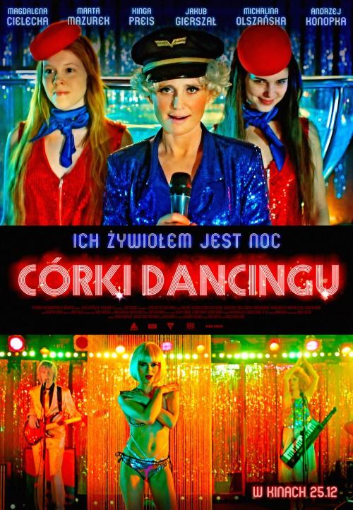 Plakat: Córki dancingu
