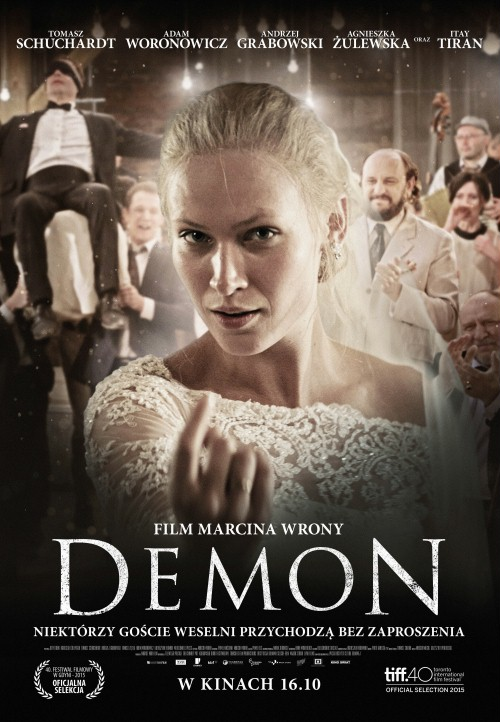 Plakat: Demon