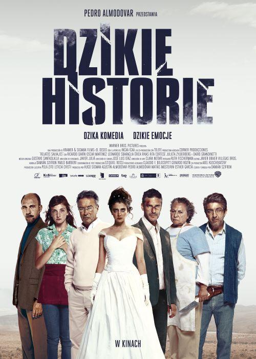 Plakat: Dzikie historie