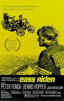 Plakat: Easy Rider