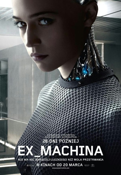 Plakat: Ex Machina