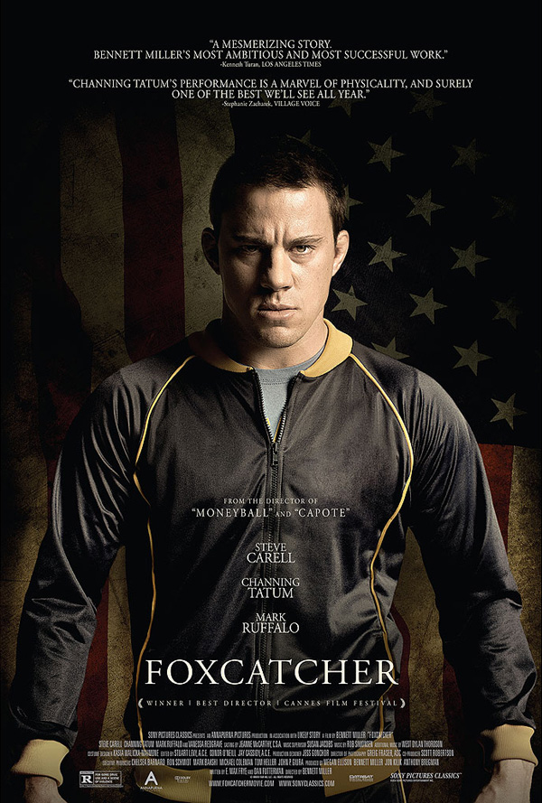 Plakat: Foxcatcher