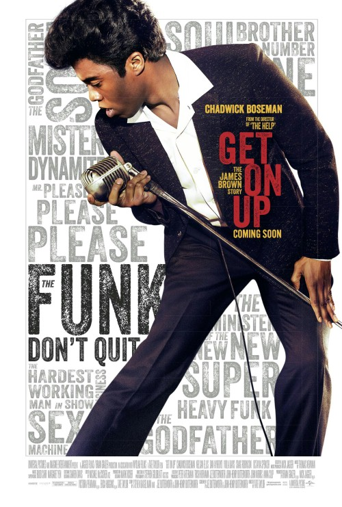 Plakat: Get On Up