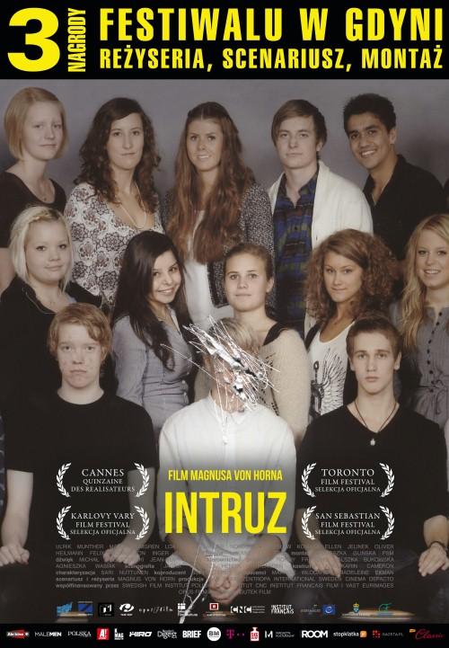 Plakat: Intruz