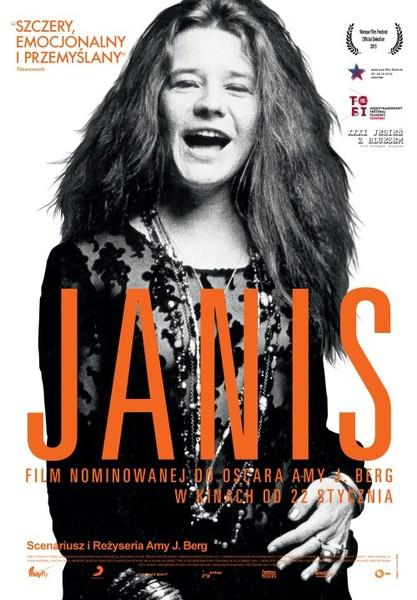 Plakat: Janis