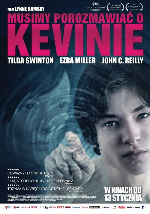 Plakat: Musimy porozmawiać o Kevinie