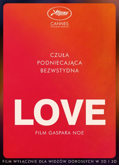 Plakat: Love