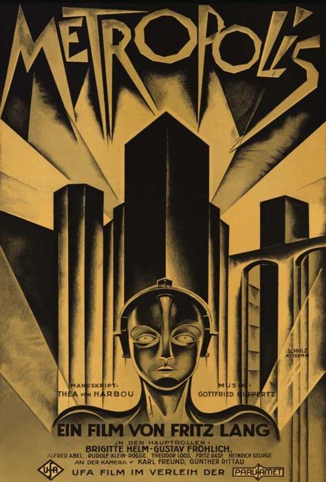 Plakat: Metropolis