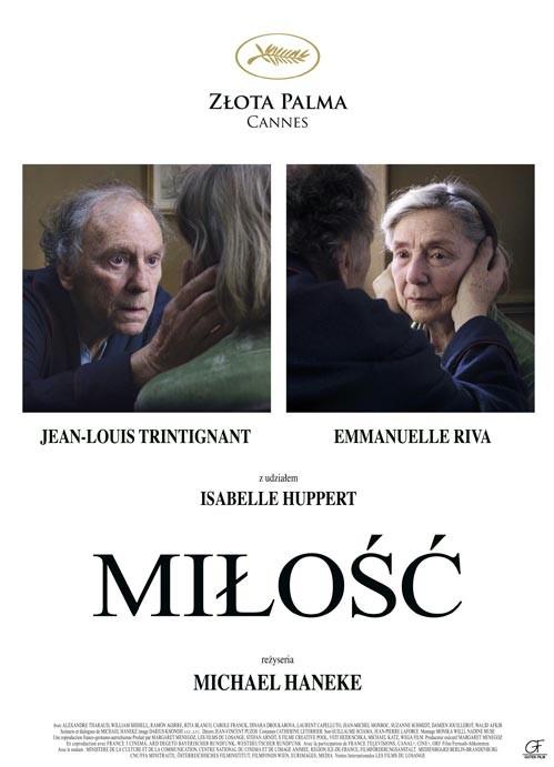 Plakat: Miłość