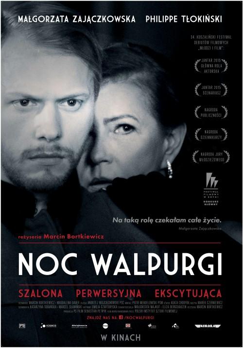 Plakat: Noc Walpurgi