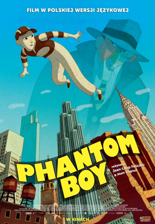 Plakat: Phantom Boy