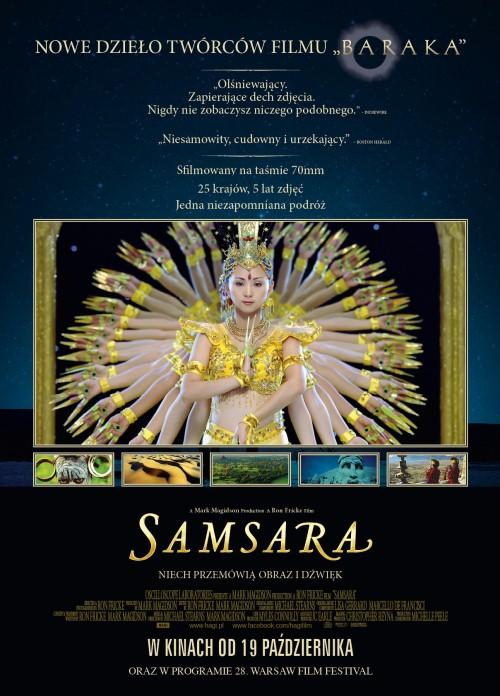 Plakat: Samsara