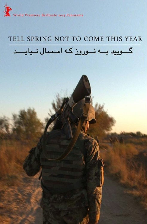 Plakat: Przekaż wiośnie, by nie nadchodziła