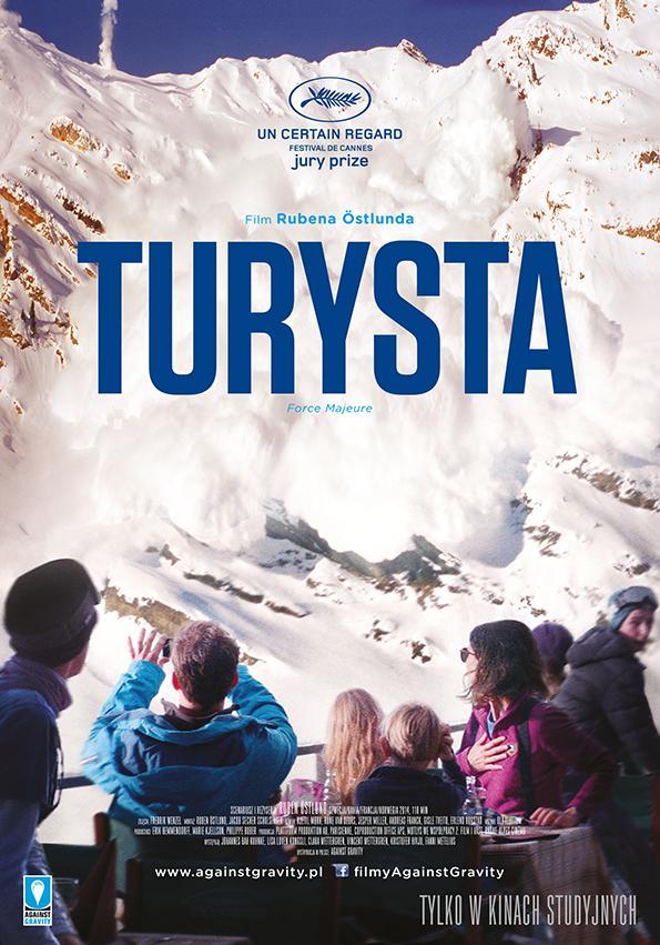 Plakat: Turysta