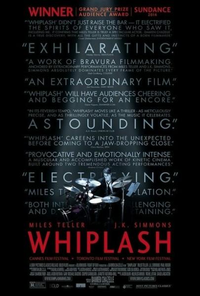 Plakat: Whiplash