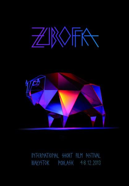 Plakat: Festiwal ŻubrOFFka – LATVIAN SHORTS