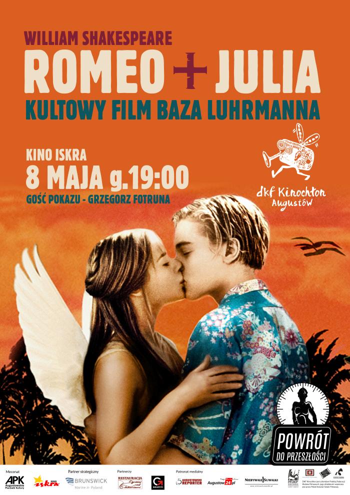 Plakat: Romeo i Julia