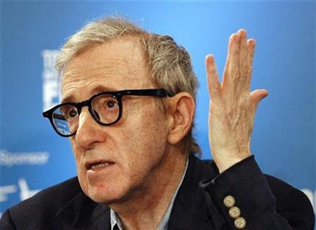 Fotografia: Woody Allen