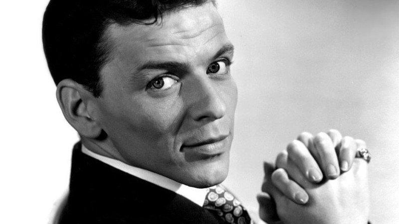 Fotografia: Frank Sinatra