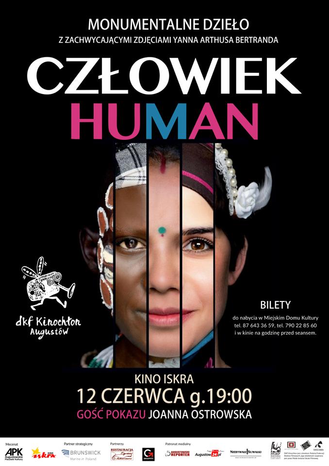 Plakat: Human