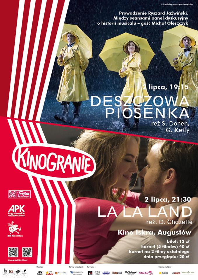 Plakat: La la land