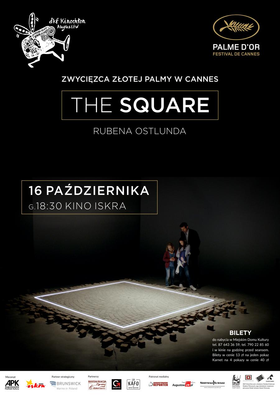 Plakat: The Square