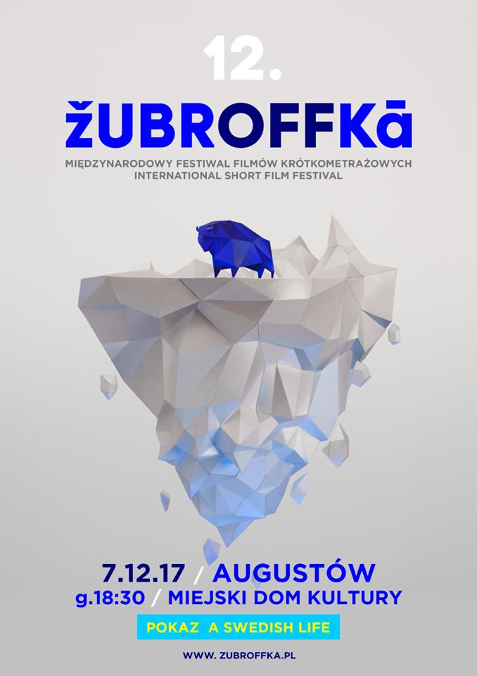 Plakat: ŻubrOFFka – A swedish life
