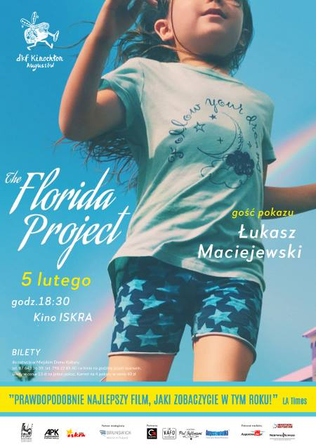 Plakat: The Florida Project