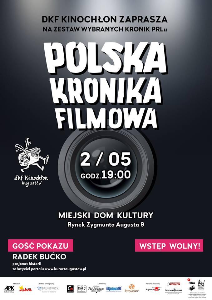 Plakat: Polska Kronika Filmowa