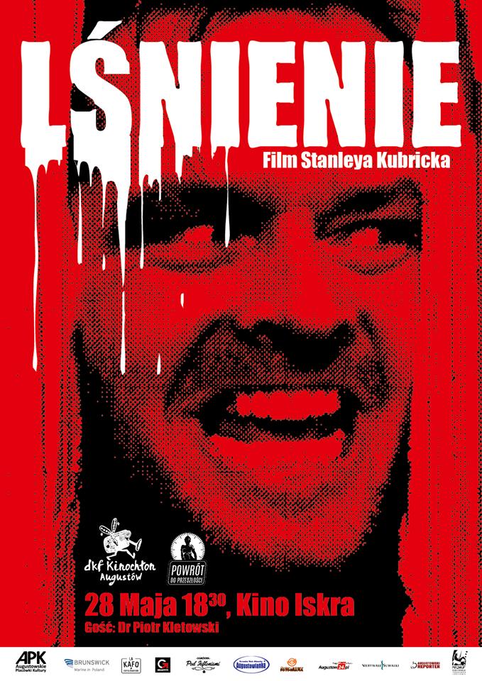 Plakat: Lśnienie