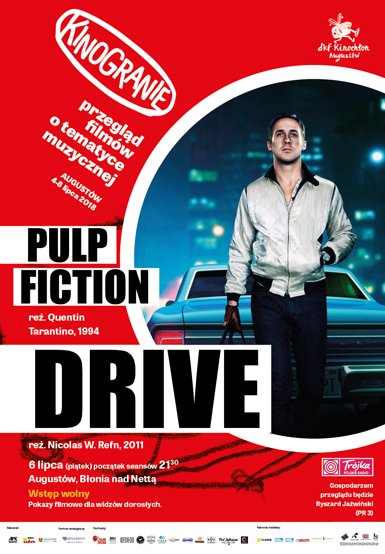 Plakat: Drive
