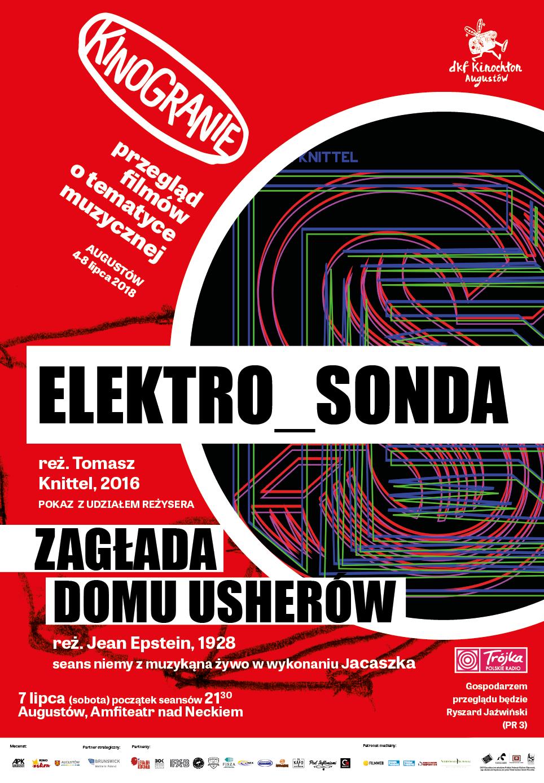 Plakat: Elektro_Sonda