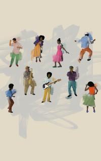 Plakat: Ethiopiques. Muzyka duszy