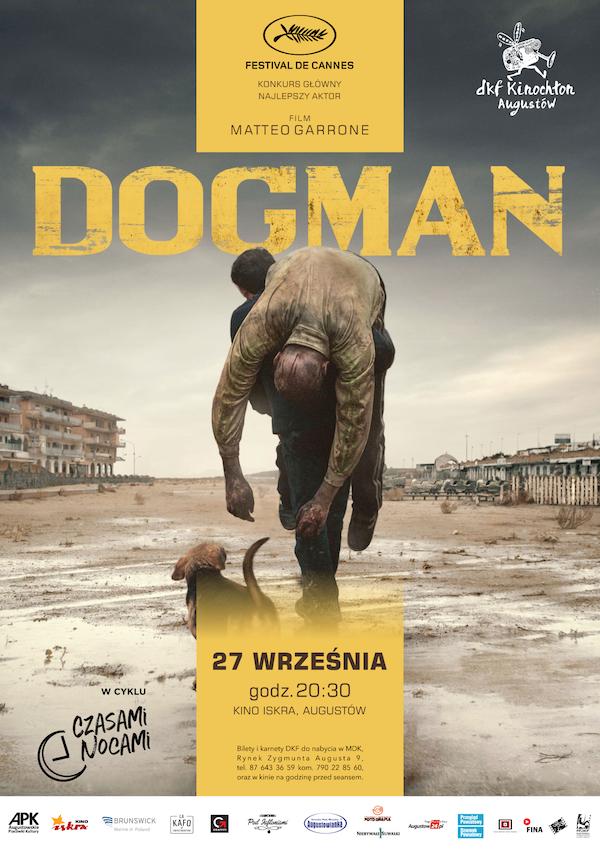 Plakat: Dogman