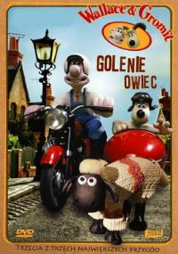 Plakat: Wallace i Gromit: Golenie owiec