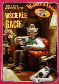 Plakat: Wallace i Gromit: Wściekłe gacie