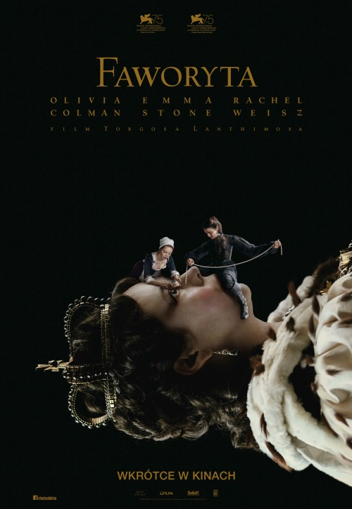 Plakat: Faworyta
