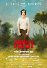 Plakat: Szczęśliwy Lazzaro