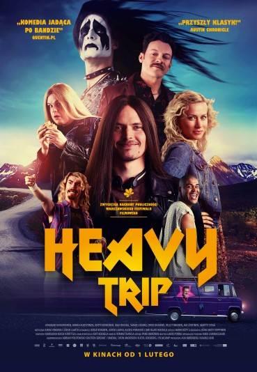 Plakat: Heavy Trip