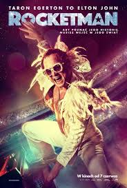 Plakat: Rocketman