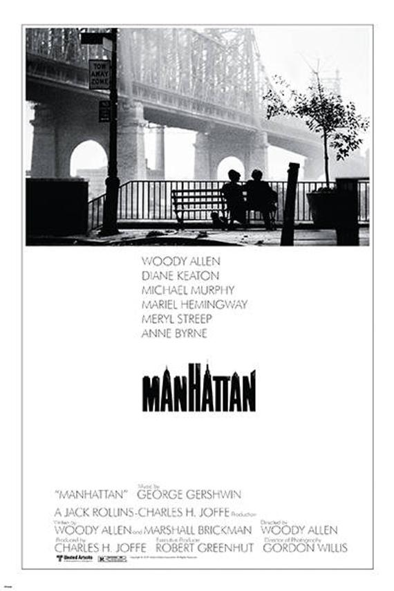 Plakat: Manhattan